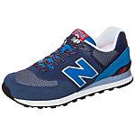 NEW BALANCE ML 574-UTA-D Sneaker dunkelblau / blau