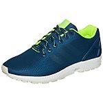adidas ZX Flux Sneaker Herren dunkelblau / gelb