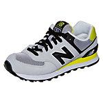 NEW BALANCE WL574-CPJ-B Sneaker Damen grau / schwarz