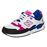 NEW BALANCE W530-PSA-B Sneaker Damen weiß / blau / pink