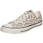 CONVERSE Chuck Taylor All Star Sneaker beige / schwarz