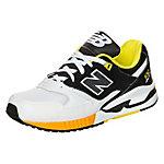 NEW BALANCE W530-BOA-B Sneaker Damen weiß / schwarz