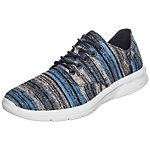 Vans Iso 2 Italian Weave Sneaker Herren blau / grau / weiß