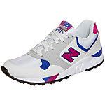NEW BALANCE ML850-WPB-D Sneaker Herren grau / blau / pink