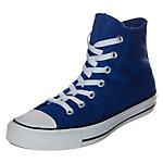 CONVERSE Chuck Taylor All Star High Sneaker Damen blau / weiß