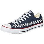 CONVERSE Chuck Taylor All Star Sneaker dunkelblau / weiß