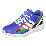 adidas ZX Flux Sneaker Damen blau / weiß
