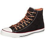 CONVERSE Chuck Taylor All Star Sneaker schwarz / hellbraun