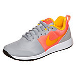 Nike Elite Shinsen Sneaker Damen grau / gelb / orange