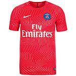 Nike Paris Saint-Germain Squad Fanshirt Herren rot / weiß