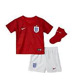 Nike England WM 2014 Heim Fußballtrikot Kinder rot / weiß