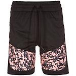 adidas Soccer Shorts Damen schwarz / rosa