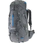 OCK TrekLight 55+ Trekkingrucksack anthrazit/blau