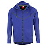 Nike Tech Fleece Windrunner Sweatjacke Herren dunkelblau / schwarz