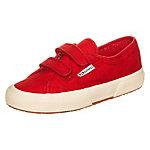 Superga 2750 Jvel Classic Sneaker Kinder rot