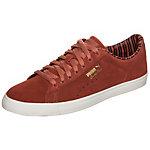 PUMA Court Star Vulc Citi Sneaker braun / weiß