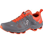 ON Cloudsurfer Laufschuhe Herren grau/orange