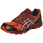 ASICS Gel-FujiTrabuco 5 Laufschuhe Herren orange / bordeaux