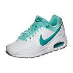 Nike Air Max Command Flex Leather Sneaker Kinder weiß / mint / türkis