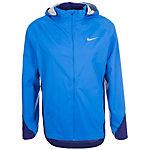 Nike Shield Zoned Laufjacke Herren blau / dunkelblau