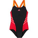 adidas Badeanzug Mädchen schwarz/rot
