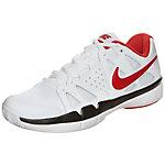 Nike Air Vapor Advantage Tennisschuhe Herren weiß / rot