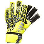 adidas ACE League Torwarthandschuhe Herren gelb / schwarz