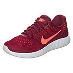Nike Lunarglide 8 Laufschuhe Damen bordeaux / orange