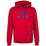 Nike FC Barcelona Kapuzenpullover Herren rot / blau