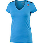 Reebok One Series T-Shirt Damen hellblau