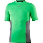 Under Armour HeatGear Coolswitch Kompressionsshirt Herren grün