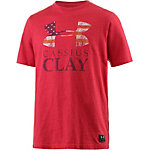 Under Armour Muhammad Ali HeatGear T-Shirt Herren rot
