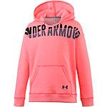 Under Armour Hoodie Mädchen rosa