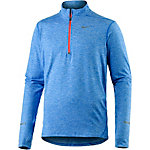 Nike Dri-Fit Element Laufshirt Herren blau