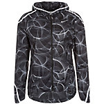 Nike Shield Impossibly Light Laufjacke Damen schwarz / weiß