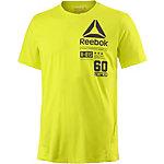 Reebok One Series Activchill Funktionsshirt Herren gelb