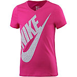 Nike T-Shirt Mädchen rosa