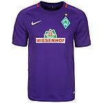 Nike SV Werder Bremen 16/17 Auswärts Fußballtrikot Herren lila
