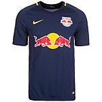 Nike Red Bull Salzburg 16/17 Auswärts Fußballtrikot Herren dunkelblau