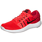 Nike Lunarstelos Laufschuhe Herren neonrot / rot