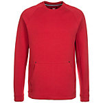 Nike Tech Fleece Crew Sweatshirt Herren rot