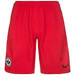 Nike Eintracht Frankfurt 16/17 Auswärts Fußballshorts Herren rot / schwarz