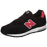 NEW BALANCE ML565-WB-D Sneaker schwarz / rot