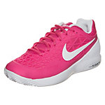 Nike Zoom Cage 2 Clay Tennisschuhe Damen pink / weiß