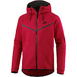Nike Tech Fleece Kapuzenjacke Herren rot
