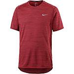 Nike Dri-Fit Cool Miler Laufshirt Herren rot