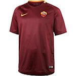 Nike AS Rom 16/17 Heim Fußballtrikot Herren rot