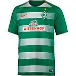 Nike SV Werder Bremen 16/17 Heim Fußballtrikot Herren grün