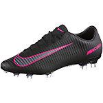 Nike MERCURIAL VELOCE III FG Fußballschuhe Herren schwarz/pink