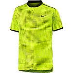 Nike ADV Polo Premier Tennisshirt Herren gelb